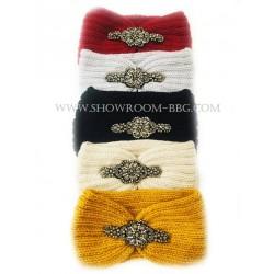 Headband beige