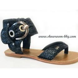 Sandales LPB S. noir