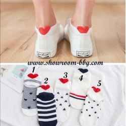 Socquettes N° 2
