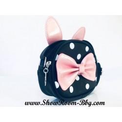 Sac noir mini Showroom