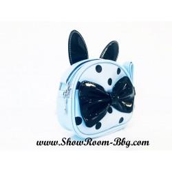 Sac bleu mini Showroom