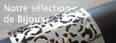 Notre sélection de bijoux